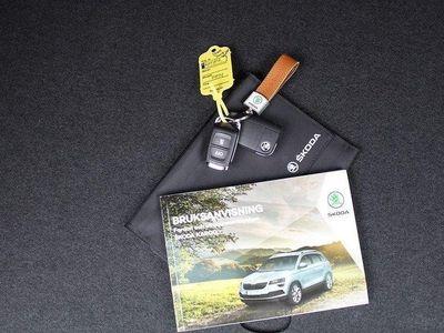begagnad Skoda Karoq Sportline TSi 190 DSG 4X4 /Webast