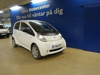 begagnad Peugeot iON 5D 16 kWh Automat FullElectric