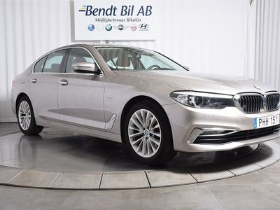 begagnad BMW 520 d xDrive Sedan Luxury Line