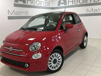 second-hand Fiat 500 Lounge 1.2 69Hk