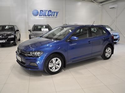 begagnad VW Polo 1.0 TSI BlueMotion 95Hk