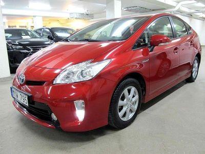 begagnad Toyota Prius Hybrid 1.8 HSD Business Nav Head-Up