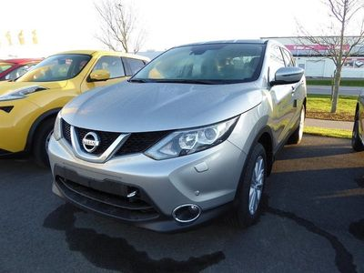 begagnad Nissan Qashqai dCi 110 Acenta Safety Pack Connect