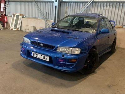 begagnad Subaru Impreza GT nybesiktad