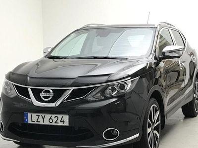 begagnad Nissan Qashqai 1.5 dCi