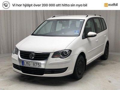 begagnad VW Touran 1.4 TSI EcoFuel (150hk)