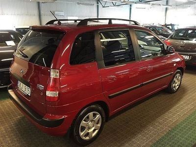 begagnad Hyundai Matrix 1,8 19900:-