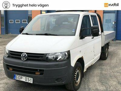 begagnad VW Transporter T5 VW2.0 TDI Pickup 2010, Transportbil Pris 85 000 kr