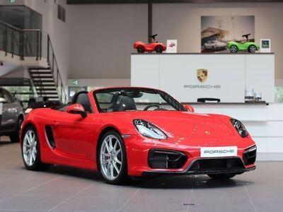 begagnad Porsche Boxster GTS 330hk