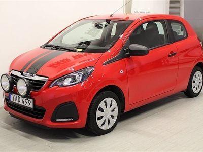 gebraucht Peugeot 108 1.0 VTI 5DR ISOFIX AUX 2285MIL -15