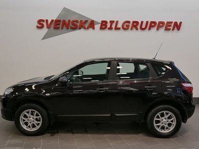 begagnad Nissan Qashqai 1.6 5D Aut AC Aux LM S+V-Hjul