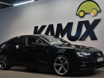 begagnad Audi A5 Sportback 1.8 TFSI Sport M-värm SoV-hjul 177hk