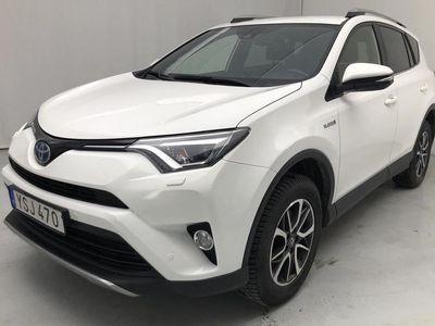 begagnad Toyota RAV4 2.5 HSD AWD
