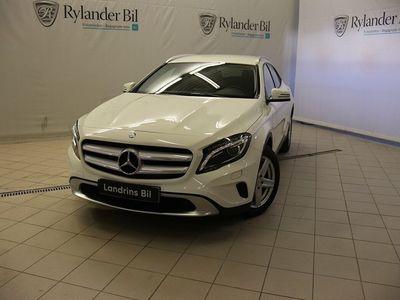 begagnad Mercedes GLA220 CDI 4MATIC 170hk