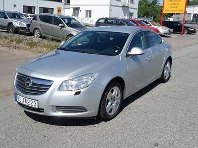 begagnad Opel Insignia Sedan 2.0 Turbo 220hk