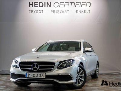 begagnad Mercedes E200 // Kombipaket //