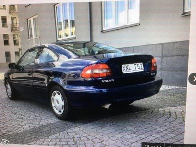 begagnad Volvo C70 Coupe Automat, Taklucka -99