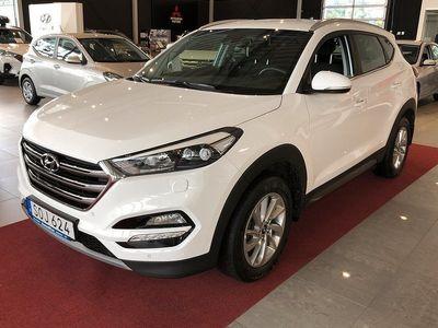 begagnad Hyundai Tucson 1.6 T 4WD Comfort Plus