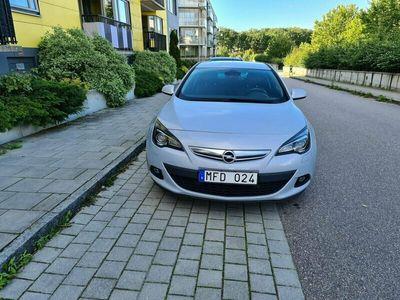 begagnad Opel Astra GTC
