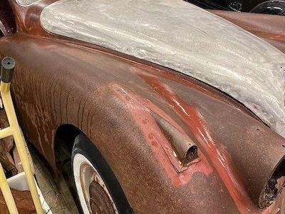 begagnad Jaguar XK 120 Fixed head coupé