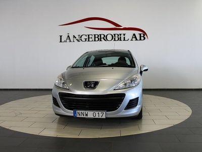 begagnad Peugeot 207 5-dörrar 1.4 (73hk)