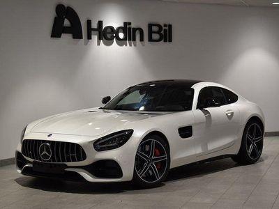 begagnad Mercedes AMG GT S / Demobil