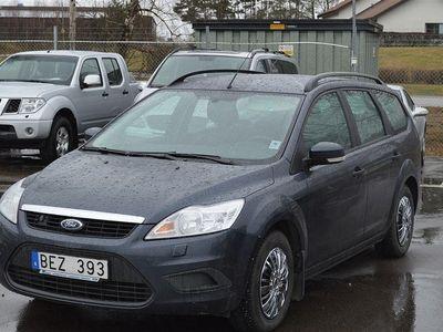 gebraucht Ford Focus Flexifuel-1,8-125hk-1Ägare