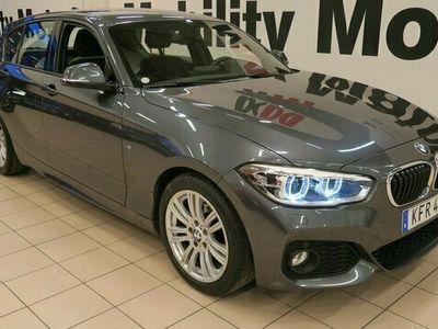 begagnad BMW 116 d 5-door M Sport Euro 6 116hk