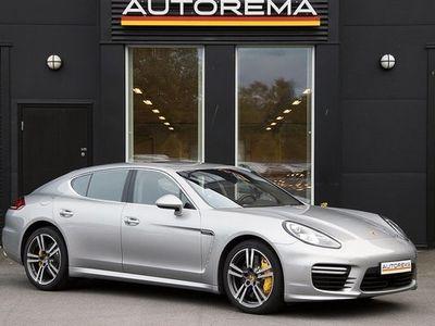 begagnad Porsche Panamera Turbo Facelift Keramiska 2014, Personbil 675 000 kr