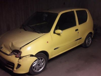 brugt Fiat Seicento Sporting 1.1 -98