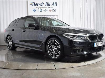 begagnad BMW 540 d xDrive / Ultimate Edition / Vinterh