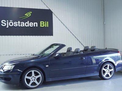 begagnad Saab 9-3 Cabriolet LINEAR CAB 2005, 109 900 kr