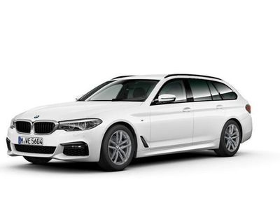 begagnad BMW 520 d Touring M Sport Connected