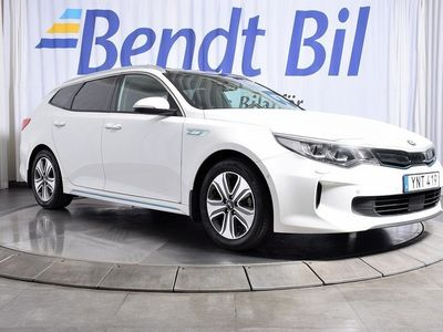 begagnad Kia Optima Optima SPORTSWAGONSW P-HEV ADVANCE PLUS 2