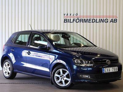 begagnad VW Polo 1.4 Comfortline 86hk