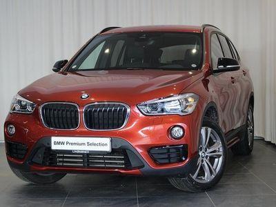 begagnad BMW X1 xDrive 20dA Navigation, HiFi, Dragkrok