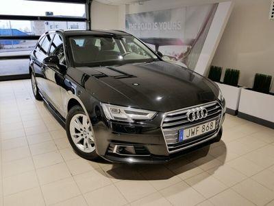 begagnad Audi A4 Avant 2.0 TFSI (190hk)