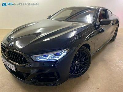 begagnad BMW M850 i xDrive Coupé Välutrustad 530hk