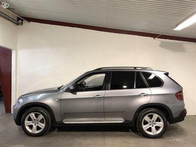 used BMW X5 3,0D (235Hk) Aut AWD -08
