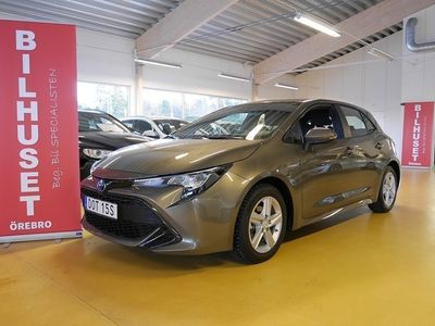 begagnad Toyota Corolla Hybrid 1.8 VVT-i CVT Euro 6 136hk