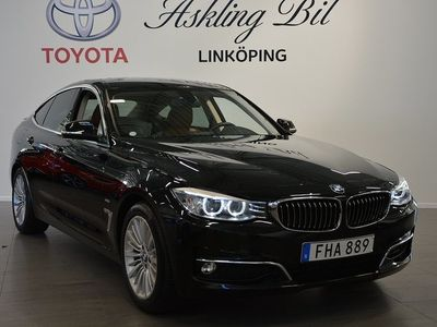 begagnad BMW 320 Gran Turismo d Steptronic Luxury Line 190hk