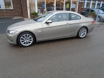 begagnad BMW 335 COUPE