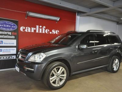 begagnad Mercedes GL350 BlueTEC 4MATIC, Euro6, 7