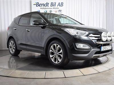 begagnad Hyundai Santa Fe 2.2 CRDi 4WD Premium5 1 ägare 2014, SUV 229 000 kr