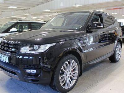 brugt Land Rover Range Rover Sport 5,0 510 Hk S/C H -16