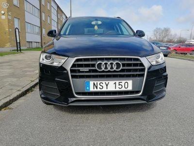 begagnad Audi Q3 TDI QUATTRO 150HK SPORT -15