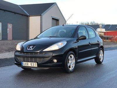 begagnad Peugeot 206+ 5-dörrars 1.4 75hk