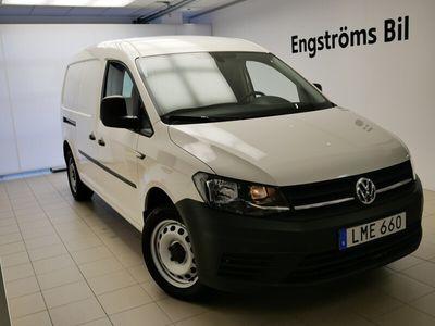 begagnad VW Caddy EU6 TDI 102HK EU6