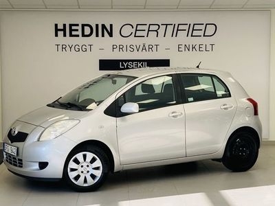 begagnad Toyota Yaris 5 - dörrar 1.3 VVT - i 87hk / S&V - Däck /