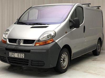 begagnad Renault Trafic 1.9 dCi Skåp/Buss